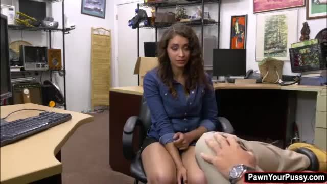 Kitty Catherine fucks for cash