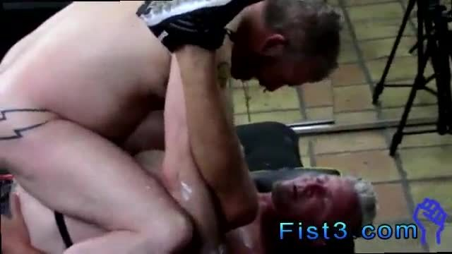 Pussy foot fisting gay first time Fists and More Fists for Dick Hunter