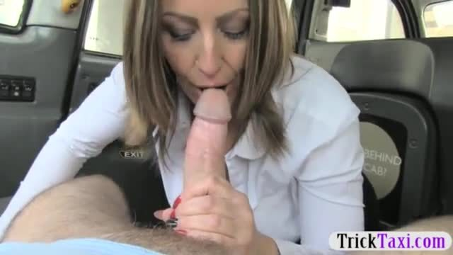 Huge boobs passenger anal rammed hard